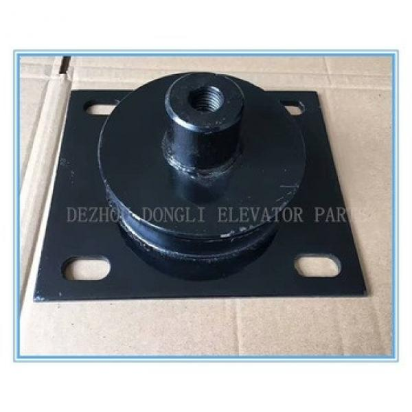 Elevator Traction Machine Shock Pad /Rubber Absorber used elevator #1 image