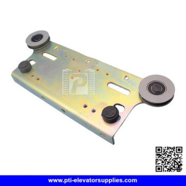 Hitachi Elevator Landing Door Hanger Plate #1 image