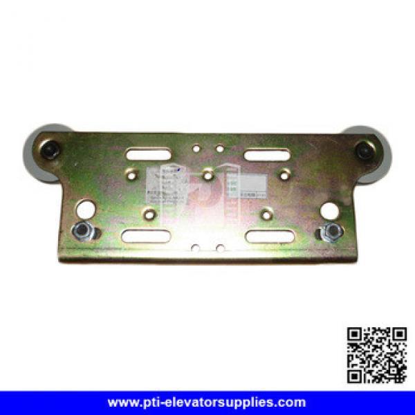 Hitachi Elevator Car Door Hanger Plate #1 image