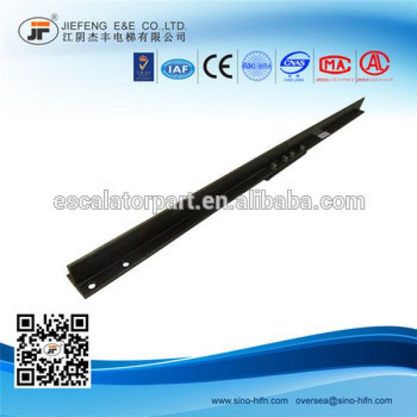 cold drawn guide rail,T45/A elevator parts,T45/A lift guide rail #1 image