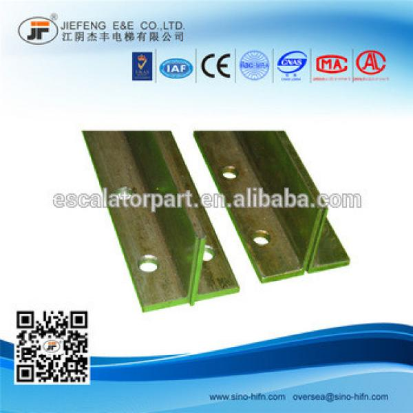 T50/A guide rail ,T50/A elevator guide rail ,T50/A cold drawn guide rail #1 image