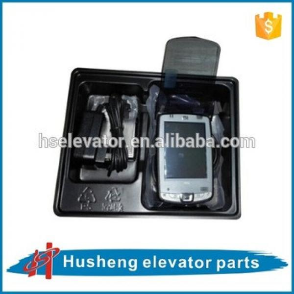 ThyssenKrupp elevator service tool TCI TCM PDA, thyssen lift tool PDA #1 image