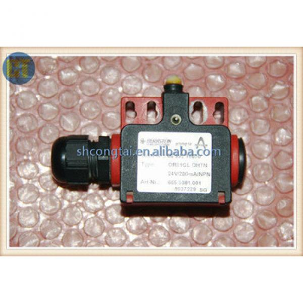 Thyssen tractor brake switch OR81GL-DHTN #1 image