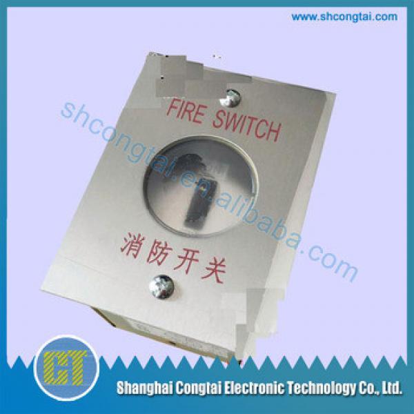 16100147-B Elevator fire switch for Hitachi elevator parts #1 image