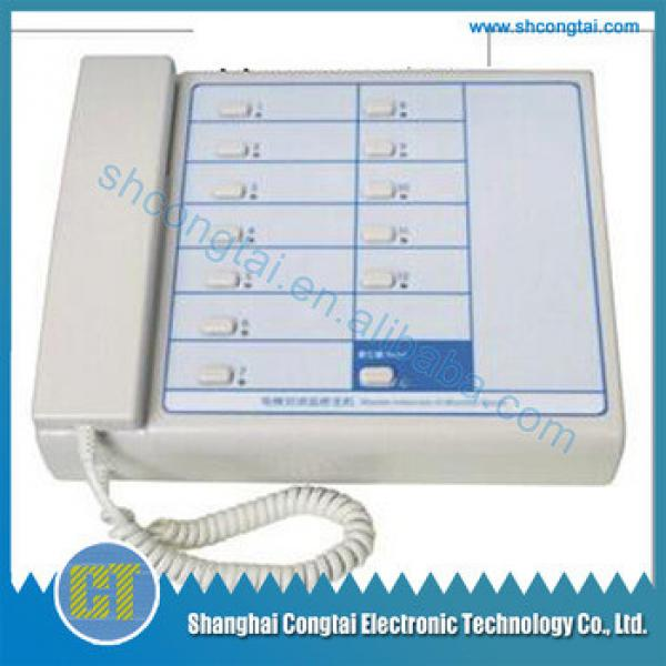 NKT12(1-1)12A Elevator Intercom DC12V For Lift Elevator #1 image