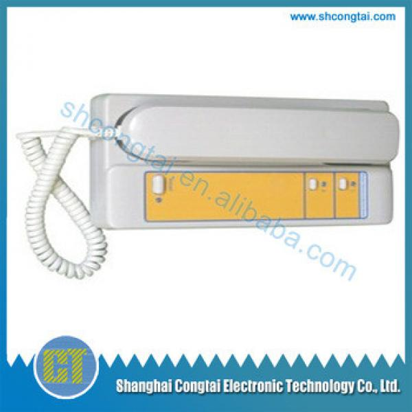 NBT12(1-1)2A Elevator Intercom DC12V For Lift Elevator #1 image