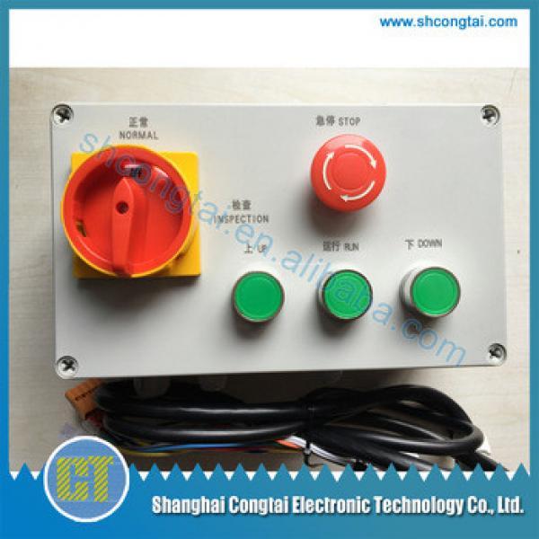 Kone Elevator Car Top Inspection Box KM713856G21 Elevator inspection box #1 image
