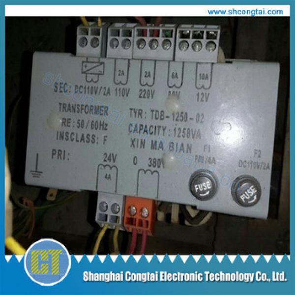 Elevator Transformer TDB-1050-02 #1 image