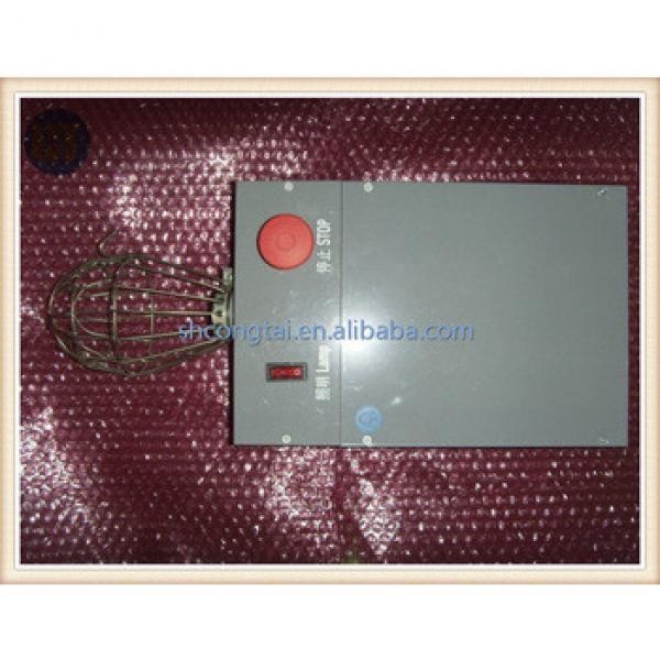 Elevator parts /Thyssenkrupp Elevator maintenance box/lift inspection box #1 image