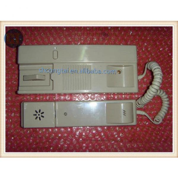 Interphone TK-T12(1-1)A Elevator Intercom System #1 image