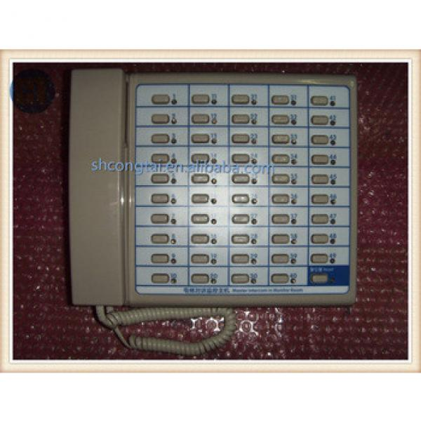 Interphone TK-T12(1-1)49N Elevator Intercom System #1 image