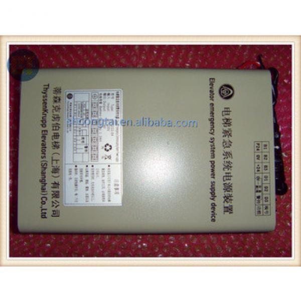 Elevator emergency system power supply device /Emergency Power KEP-222-04 #1 image