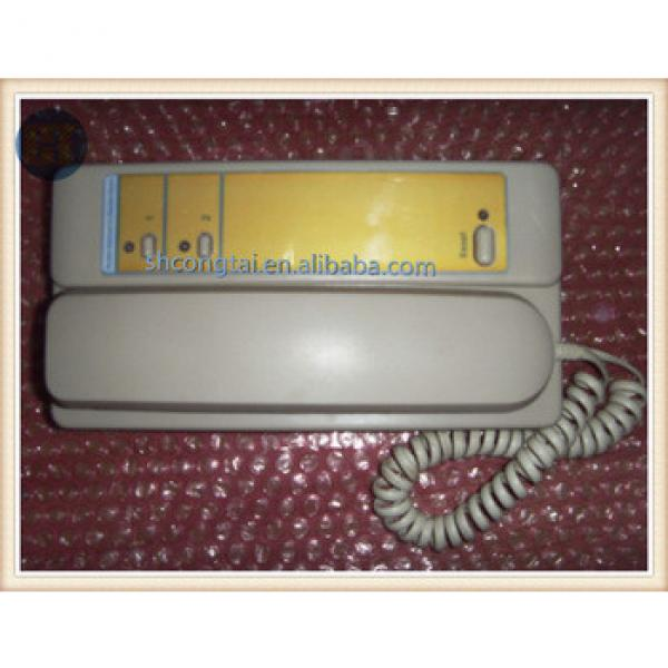 Interphone TK-T12(1-1)2A Elevator Intercom System #1 image