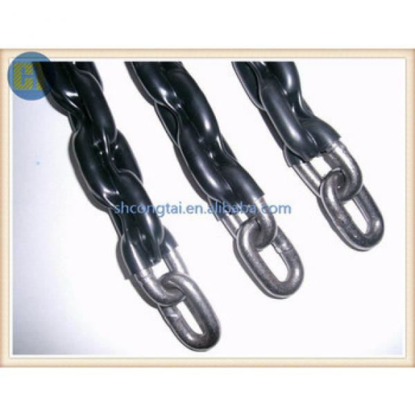 plastic coated compensation chain /Elevator PVC Balance Compensation Chain /Lift Balance Chain #1 image