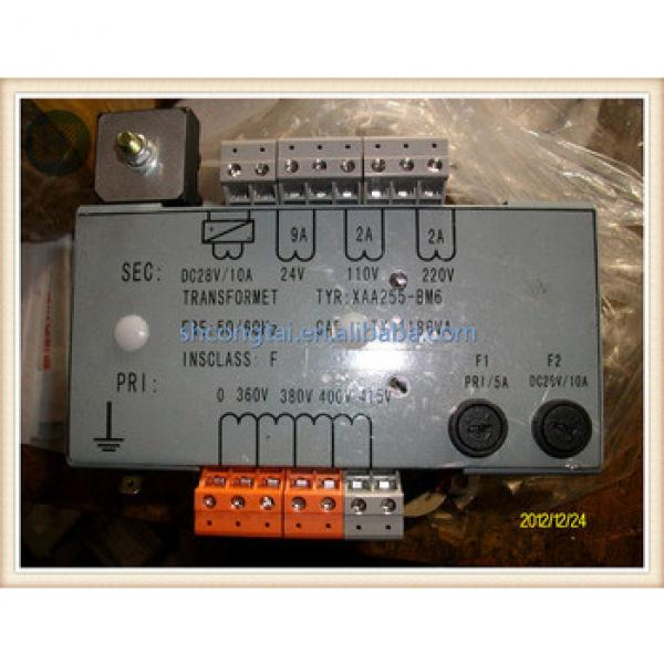 Elevator Transformer XAA255-BM6 #1 image