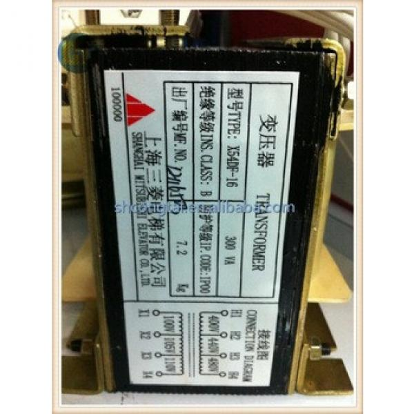 Elevator Transformer X54DF-16 #1 image