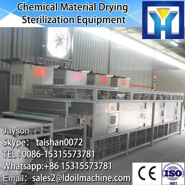 China supplier microwave drying and sterilizing machine for chia #2 image