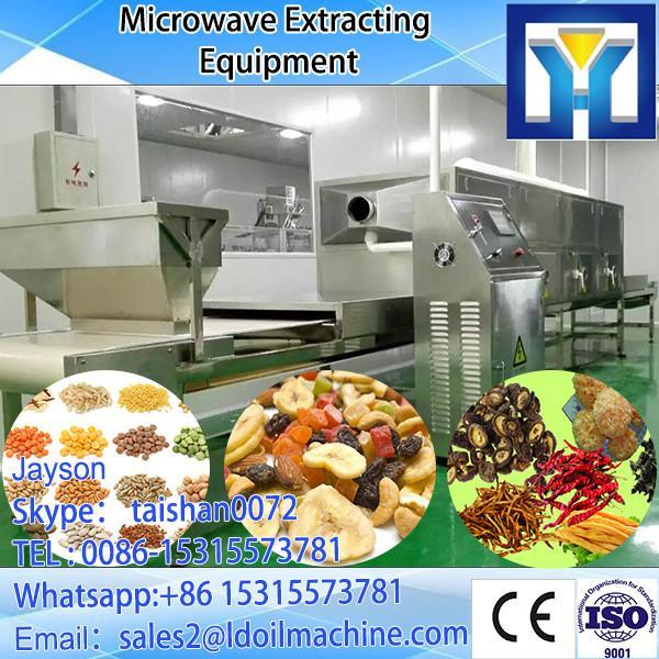 Black Pepper Processing Machine--Conveyor Belt Black Pepper Microwave Drying Machine #1 image